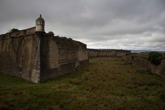 La Fortaleza de San Carlos de Perote, Veracruz, México
