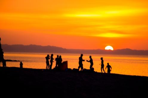 Playa el Tecolote, La Paz, Baja California Sur