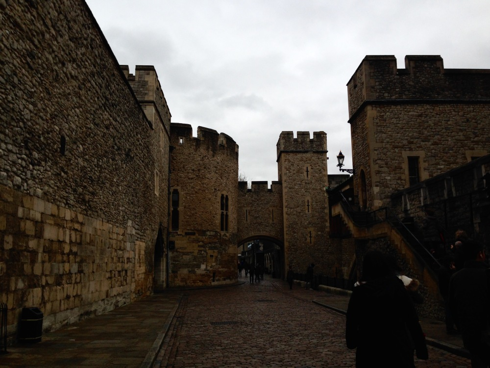 Entrada a Tower of London